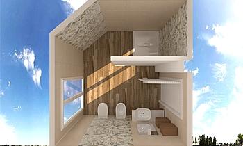 MARCO Clássico Banheiro Marzia Gaudenzi
