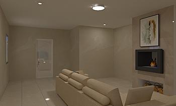 Salaruss Classic Living room Marrazzo Group srl