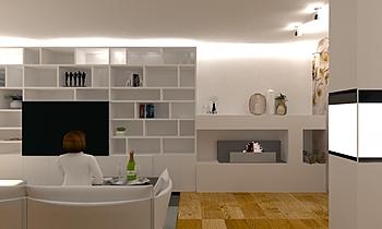 Living_Giovanna Classic Living room Fratelli  Marrazzo