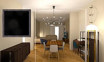marco living Classic Living room Davide D'Orso