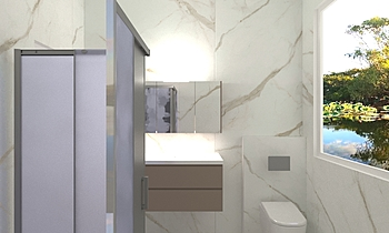 Bagno Planet House P.A. Classic Bathroom Simone Cocquio