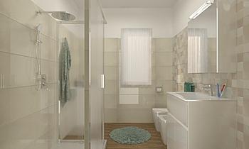 Morabito - Bagno 2 Modern Bathroom 3C srl