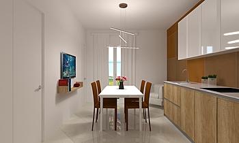 casa mamma cucina Clasic Bucătărie GENNARO SPAGNOLI