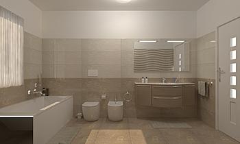 Morabito - Bagno 1 Modern Bathroom 3C srl