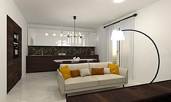 SOGGIORNO ANNA Classic Living room GENNARO SPAGNOLI