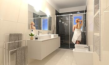 ANNA BAGNO Classic Bathroom GENNARO SPAGNOLI