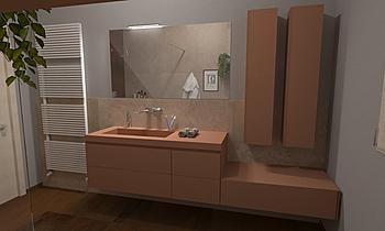 bagno notte Modern Bathroom GREGOLO SRL