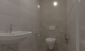 Rako Betonico WC Classic Bathroom Vít Bönisch