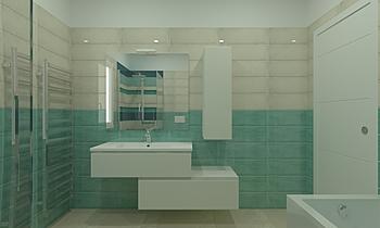 imola casalgrande Classique Salle de bain EDILVETTA Professionisti dell'abitare