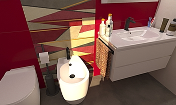 Bagno Hub Logic Naxos Classic Bathroom Concetta Squillace