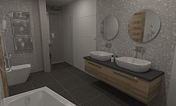 Rako Linka Classic Bathroom Vít Bönisch