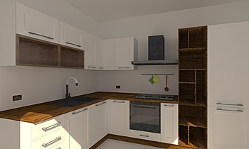 kuchyne 2 Clássico Cozinha PM-reko s.r.o.