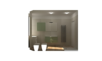 chiara Modern Bathroom PARIVEDIL SRL
