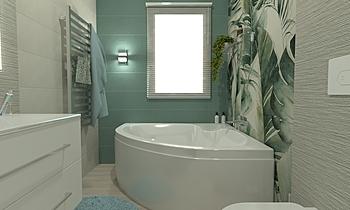 Bagno - FAP Color Line Modern Bathroom 3C srl