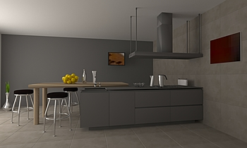 Project 3 Classic Kitchen Edilclima srl
