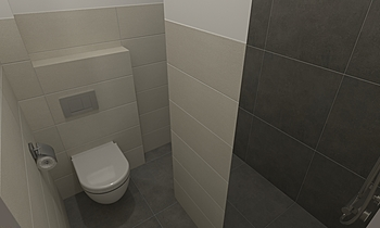 Blaricumseplein - Thierry... Classic Bathroom Z-Tiles Tegels & Mozaïek