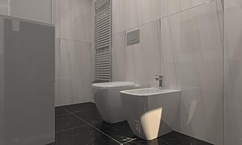 Bagno Posh 2 Modern Bathroom ROBERTO CAPACCHIONE