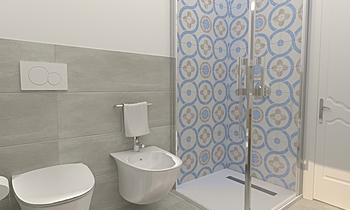 Bagno 1 Clássico Casa de banho  Simone Meloni