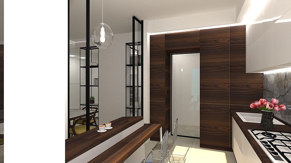 veronica soggiorno Modern Living room FABIANI FEDERICA