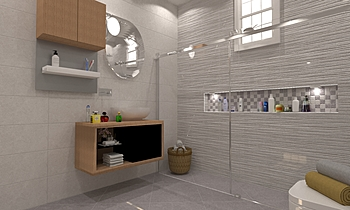 hamad Modern Bathroom ahmed gharib