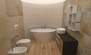 GABRIELE D'AMICO BAGNO GI... Classic Bathroom Giuseppe Politi