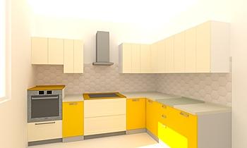Cucina Clasic Bucătărie Francesco Coatti