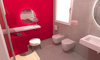 bagno carlotta2 Modern Bathroom GREGOLO SRL