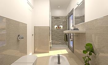 BAGNO OSPITI VERNUCCIO Classic Bathroom CAREGNATO DECIMO BRUNO S.N.C.