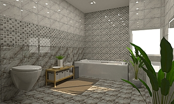 Johnson Demo Classic Bathroom Purav Doshi