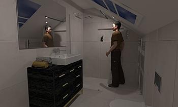 Bathroom 1 Clássico Banheiro Dougie Ridout