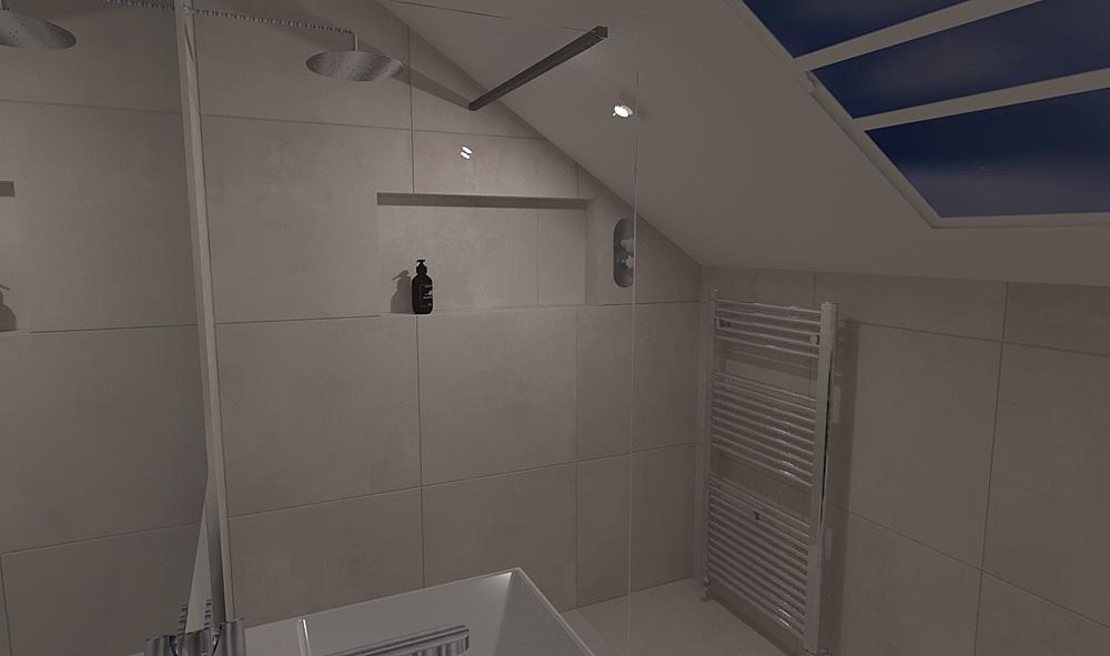 Bathroom 1 Классический Ванная Dougie Ridout