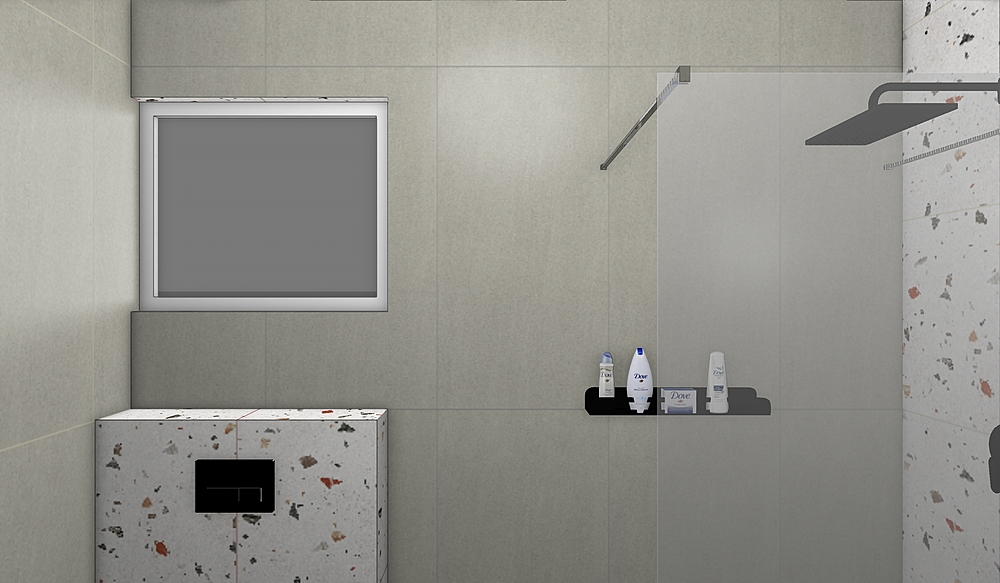V2 Sonar White Bathroom Vintage Bathroom Lenka Konečna