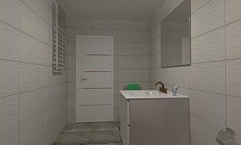 cuarto de baño SILVIA 4 Klasyczne Łazienka BdB HIJOS DE FRANCISCO MIGUEL,S.L.