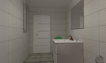 cuarto de baño silvia 5 Klasyczne Łazienka BdB HIJOS DE FRANCISCO MIGUEL,S.L.