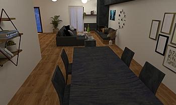 SALOTTO Modern Living room Angelo Russo