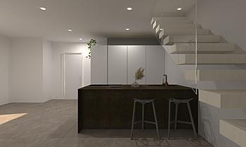 109 Modern Bucătărie LAKD Lattanzi Kitchen Design