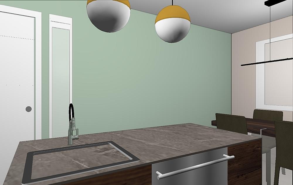 Cocina Margaritas_v1 Classico Cucina Roblón Interiores