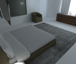 Mills Bedroom Design Modern Bedroom Natuzzi Italia QLD
