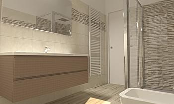 Bagno Grande Klasický Koupelna Alberto Saveriano