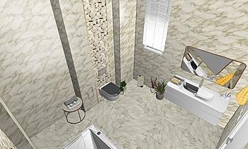 Master Room Klasický Koupelna Zarrugh Company
