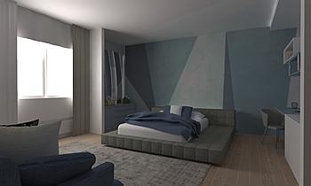 CARINE DAOUK BEDROOM Modern Dormitor Donart Sahiti