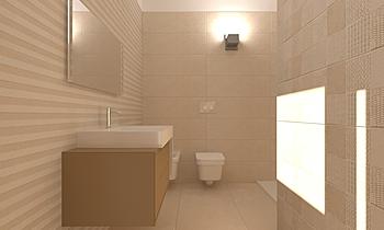 Caracter Klasický Koupelna Sandra  Fusaro