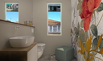 (Giorgio) Brilli bagno pi... Classic Bathroom Alberto Parma