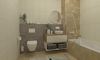 L631 Klasický Koupelna Janka Pályi
