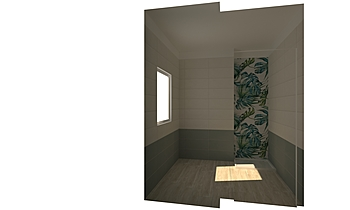 BAGNO VERNISSAGE Romantic Bathroom GUIDO SOFFRITTI