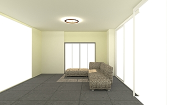 Frazer Classic Living room Ayo Adewale