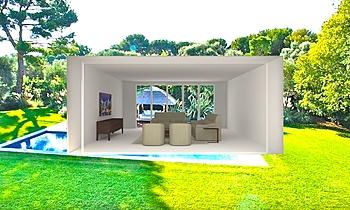 Andre Classic Living room Lisa Gansebom