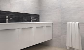 CL LAS PANZAS BAÑO PRINCI... Modern Bathroom Madrid Tienda Ceramica Saloni