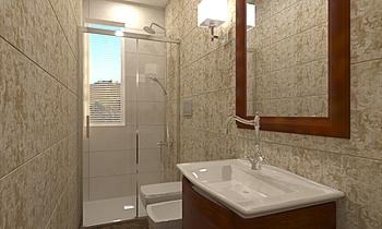 Bagno _M Romantic Bathroom  AmbienteBagno  Antichi