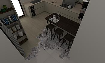 1 Moderní Kuchyň De Gregoris -  Dove Nasce Casa